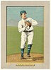 Bill Bergen, Brooklyn Dodgers, baseball card portrait LCCN2007685602.jpg