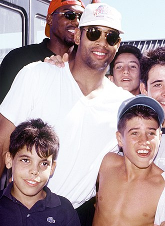 Bimbo Coles - Coles at Naval Station Guantanamo Bay in 1995