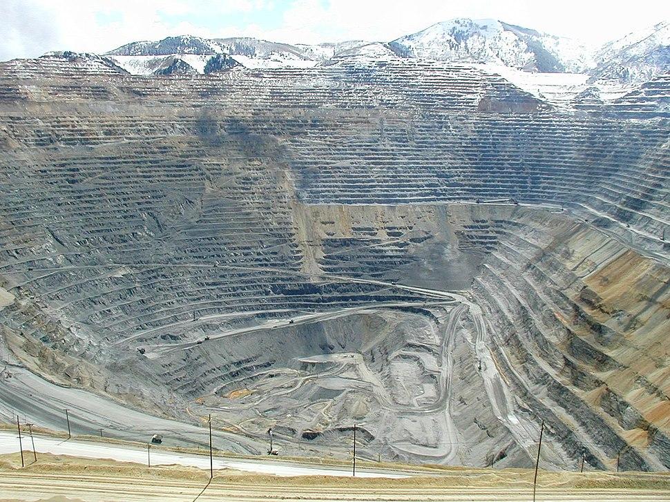 Bingham mine 5-10-03