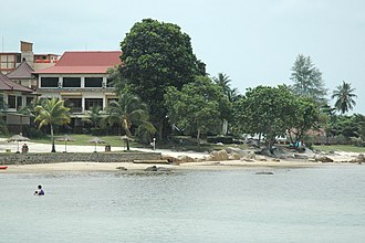 Bintan Island - Bintan agro beach resort