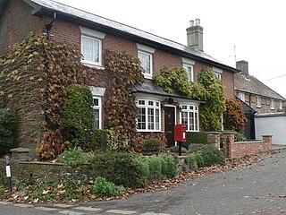 Bishopstone, Salisbury village in the United Kingdom