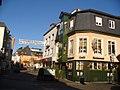 Bitburg - Eingang zur Fussgaengerzone (Entry to the Pedestrian Zone) - geo.hlipp.de - 14843.jpg