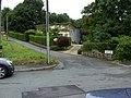 Blackwood Golf Club entrance - geograph.org.uk - 486994.jpg