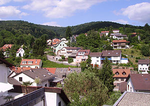 Heidelberg-Ziegelhausen - Ziegelhausen