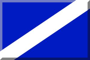 2017–18 Torneo Federal A - Image: Blu con striscia Bianca 2