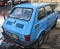 Blue Fiat 126 elx Maluch in Kraków (2).jpg