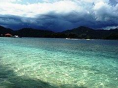 Blue sea at sikuai - panoramio.jpg