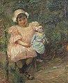 Boccioni - Bambina con bambola, 1907.jpg