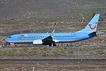 Boeing 737-8K5(w) 'D-ATUZ' TUIfly (25048140155).jpg