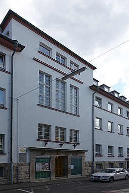 Koellikerstraße in Würzburg