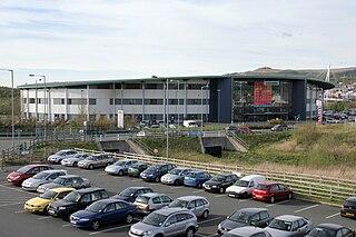Bolton Arena sports venue in Bolton, Greater Manchester, UK