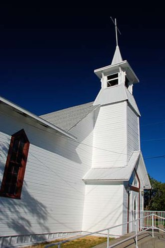 Bonanza, Oregon - The Living Springs Fellowship Church in Bonanza