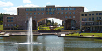 Bond University - Arch building