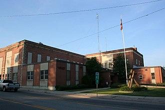 Bonner County, Idaho - Image: Bonner County Courthouse, Sandpoint, Idaho (2)