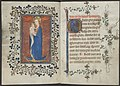 Book of hours by the Master of Zweder van Culemborg - KB 79 K 2 - folios 104v (left) and 105r (right).jpg