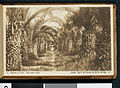 Booklet of postcards Societe Cooperative Vigneronne des Grandes Caves Richon-le-Zion et Zicron-Jacob, Palestine, ca.1900 (CHS-47571~9).jpg