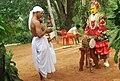 Bootha kola - ritual performance in coastal Karnataka Tulunadu.jpg