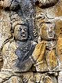 Borobudur - Lalitavistara - 007 E, Choosing the Incarnation (detail 1) (11248081136).jpg