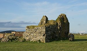 Benbecula - Borve Castle
