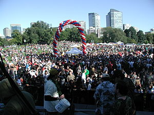 Freedom Rally - Mass Cann/NORML's Freedom Rally 2008