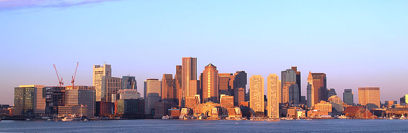 File:Boston skyline at earlymorning.jpg