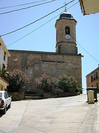 Bovera - St. Joseph's church in Bovera