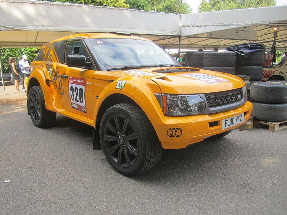 Bowler Wildcat Range Rover 2007
