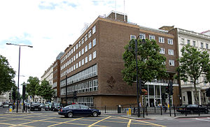 Scouting in Greater London - Baden-Powell House in London