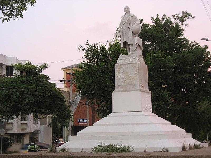 ¿Quien fue Cristóbal Colón?[Homenaje]