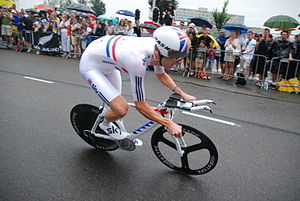 Bradley Wiggins 2010 Tour de France