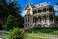 Bremond Block Historic Dis. House.jpg