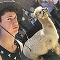 Brian&Llama.jpg