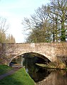 Bridge 63, Staffordshire and Worcestershire Canal, Wolverhampton - geograph.org.uk - 689449.jpg