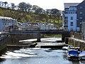 Bridge Over The River Glass - geograph.org.uk - 2387051.jpg