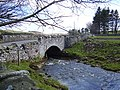 Bridge over stream - geograph.org.uk - 749115.jpg