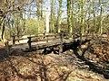 Bridge over the Holloway near Moneybury Hill, Ashridge - geograph.org.uk - 1190080.jpg