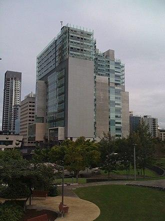 Queen Elizabeth II Courts of Law, Brisbane - Image: Brisbane Supreme and District Court 3