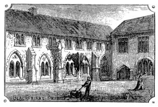Blackfriars, Bristol human settlement in United Kingdom