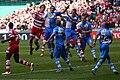 Bristol Rovers vs Doncaster Rovers corner.jpg