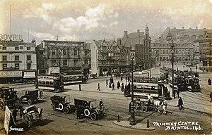Bristol Tramways - The Tramways Centre