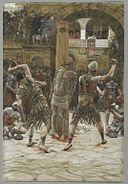 Brooklyn Museum - The Scourging on the Front (La flagellation de face) - James Tissot.jpg