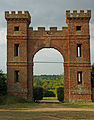 Brookmans Park Folly Arch, Hertfordshire (geograph 1993627).jpg