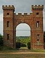 Brookmans Park Folly Arch, Hertfordshire (geograph 1993627).jpg
