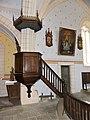 Brousse-le-Château église chaire.jpg