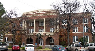 Brownwood, Texas - Brown County Courthouse