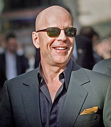 O actor estatounitense Bruce Willis, en una imachen de 2007.