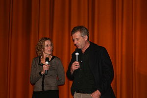 Bruno Dumont - Bruno Dumont at the London Film Festival circa 2010