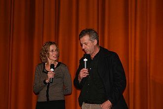 Bruno Dumont - Bruno Dumont at the London Film Festival circa 2010
