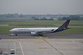 Brussels Airlines A330 OO-SFW Brussels Airport.jpg