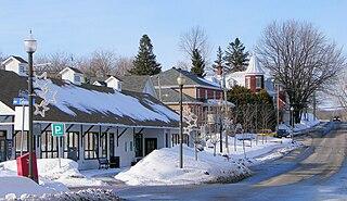 Buckingham, Quebec District in Quebec, Canada